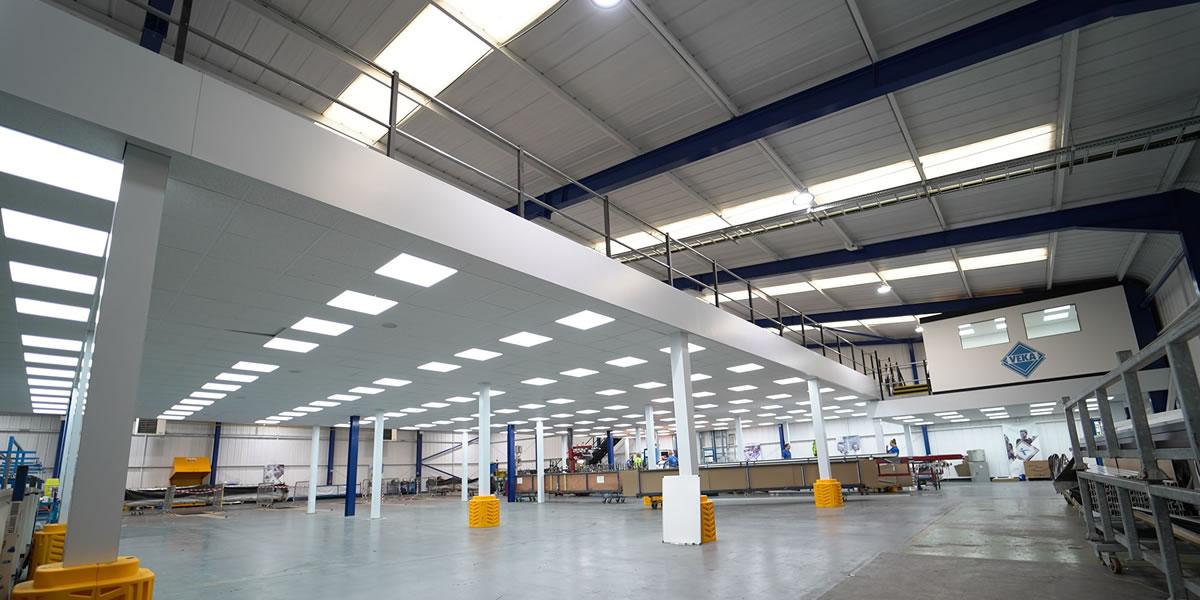 Mezzanine Floor Steel